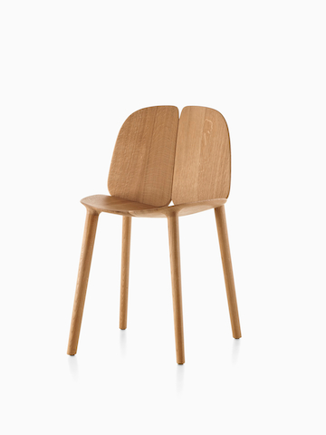 Wood Mattiazzi Osso Chair. Select to go to the Mattiazzi Osso Chair product page.