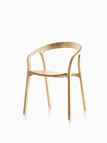 Wood Mattiazzi She Said Chair. Select to go to the Mattiazzi She Said Chair product page.