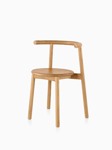 Wood Mattiazzi Solo Chair. Select to go to the Mattiazzi Solo Chair product page.