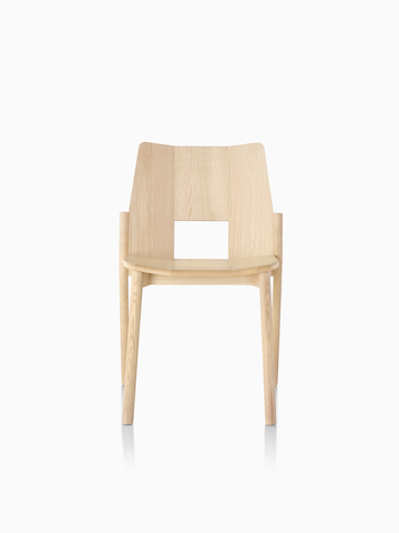 Wood Mattiazzi Tronco Chair.