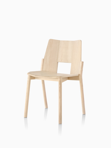 Wood Mattiazzi Tronco Chair. Select to go to the Mattiazzi Tronco Chair product page.