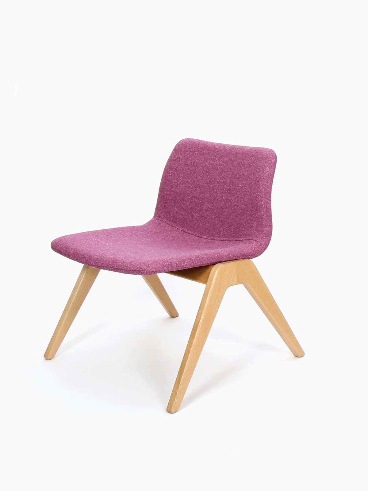 Viv Wood Lounge Chair