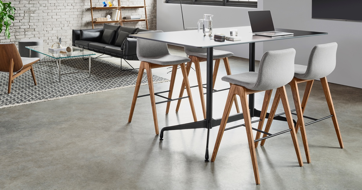 Incredible Viv Wood Stool Stools Herman Miller Caraccident5 Cool Chair Designs And Ideas Caraccident5Info