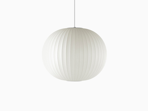 A Nelson Ball Bubble Pendant lamp.