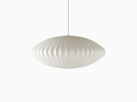 Wonderful A Nelson Saucer Bubble Pendant Lamp.