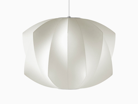 A Nelson Propeller Bubble Pendant hanging lamp.