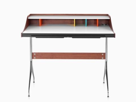 Nelson Swag Leg Desk And Tables Desk Herman Miller