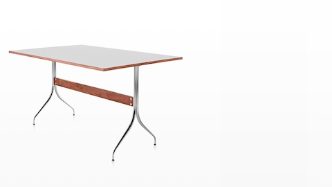 Nelson Swag Leg Desk And Tables Desk Herman Miller