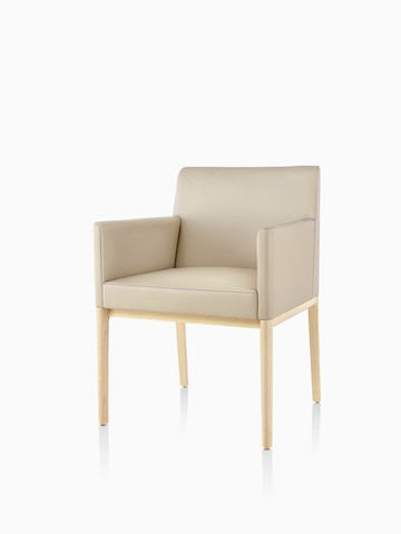 Tan Nessel Chair. Select to go to the Nessel Chair product page.