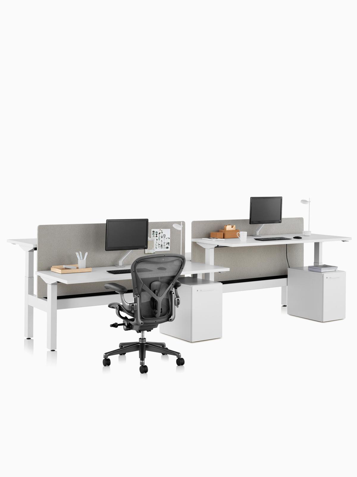 new product a6c1c 83d7b Desks - Herman Miller