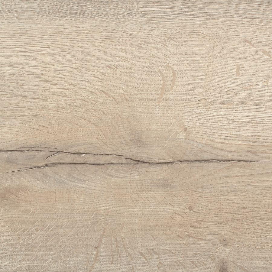 A swatch illustrating a a natural wood melamine option.