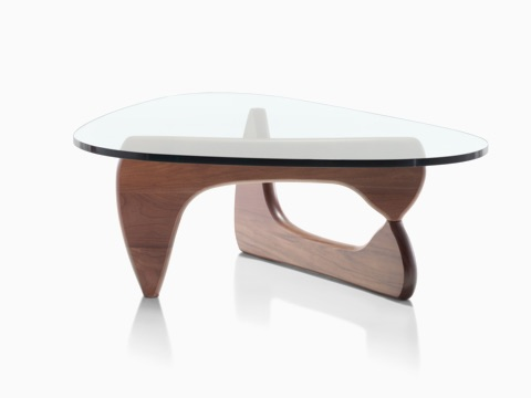 Freeform Top Coffee Table
