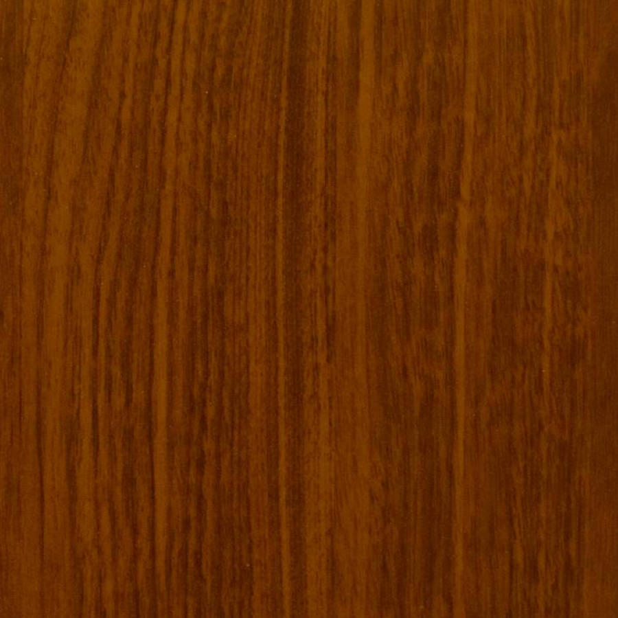 Select this walnut woodgrain laminate swatch to go to the Materials database.