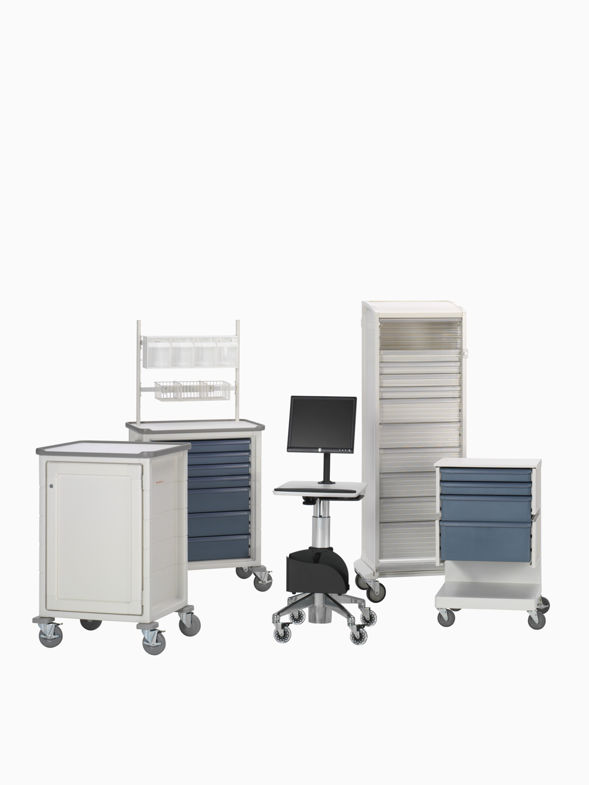 Procedure and Supply Carts