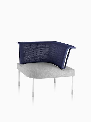long chair sofa swoop lounge seating herman miller