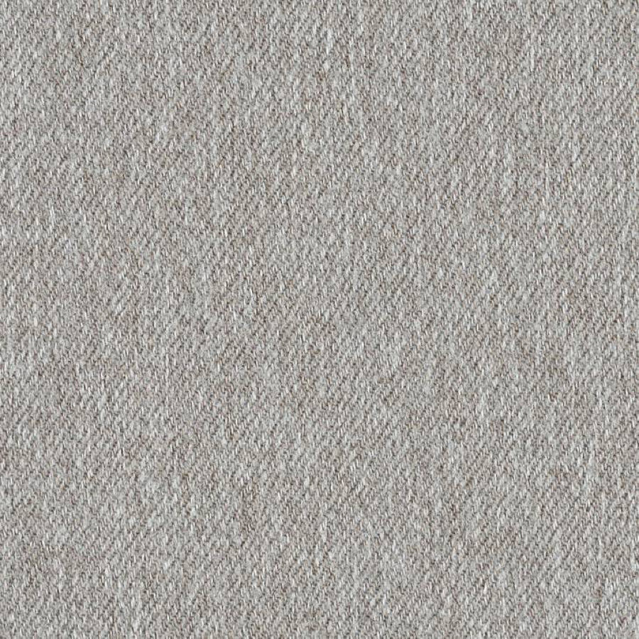 A swatch image of gray fabric. Select to see all textile options in the design resources tool.
