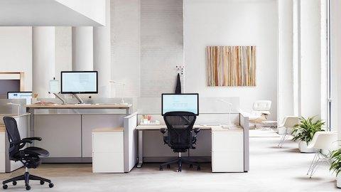 Renew Standing Desk Herman Miller
