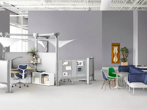 Resolve Workstations Herman Miller