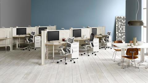 Resolve Workstations Herman Miller