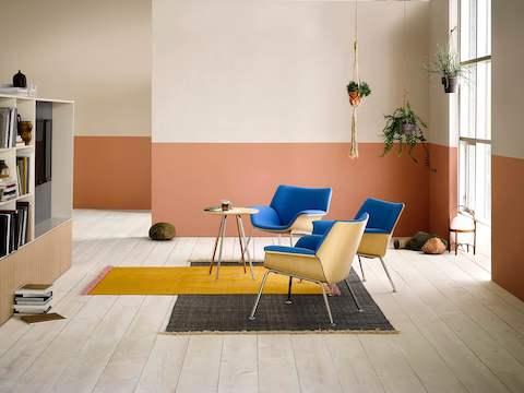 Swoop Lounge Seating Herman Miller