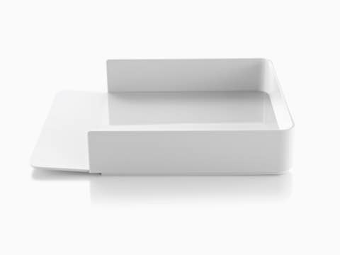 A white Formwork Paper Tray.