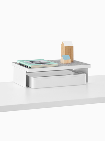 A Ubi Freestanding Shelf. Select to go to the Ubi Freestanding Shelf product page.