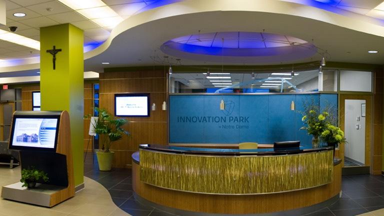 Innovation Park At Notre Dame Case Studies Herman Miller