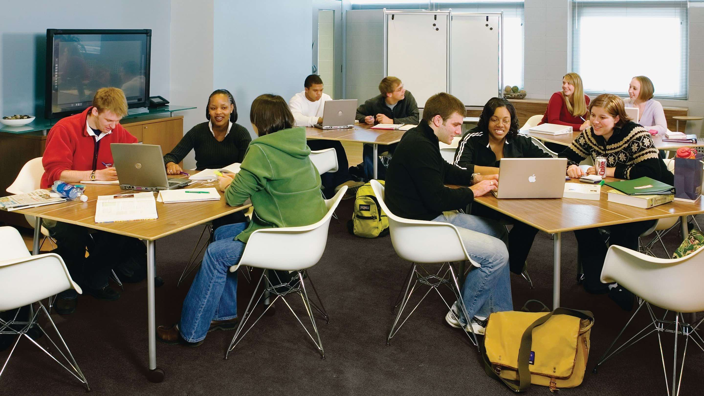 Rethinking the Classroom - Research - Herman Miller