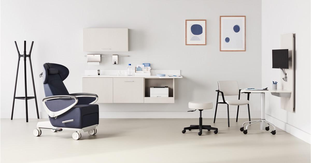 Exam Rooms Healthcare Herman Miller