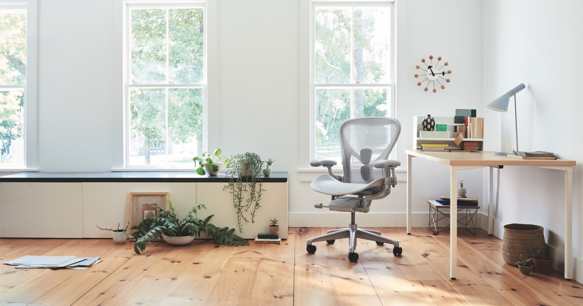 Work From Home Herman Miller