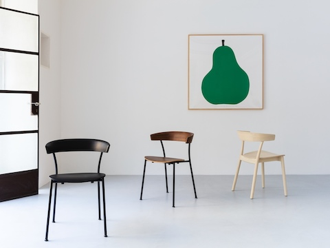Takeuchi's Leeway Chair for Geiger