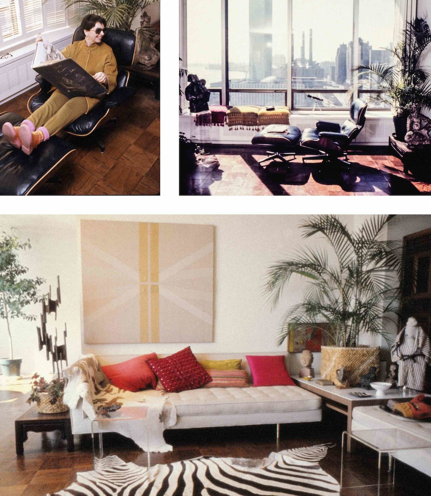 Images of Casin's UN Plaza living space.