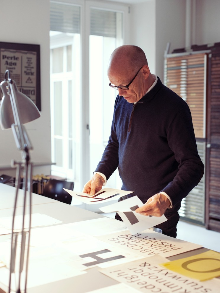 Erik Spiekermann reviews FF Meta