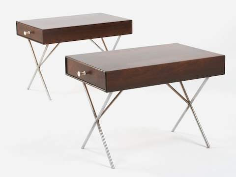George Nelson & Associates - Thin Edge End Tables