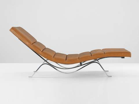 George Nelson & Associates - Chaise Model #5490