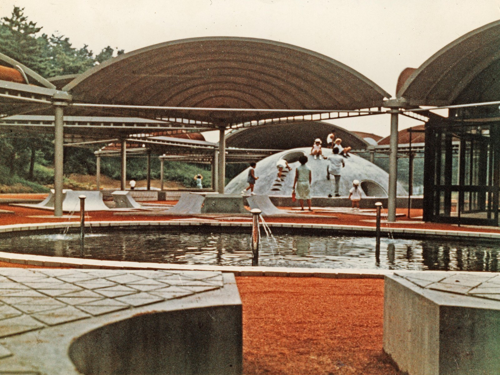 Kodomo No Kuni Playground, 1965-1966.