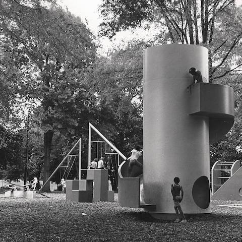 Playscapes, Piedmont Park, Atlanta, GA.