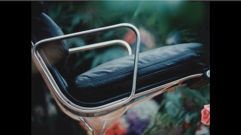 Eames Soft Pad Chair, 1970.