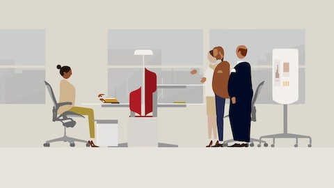 Select to play a video about how Locale creates a workplace that fosters collaboration.